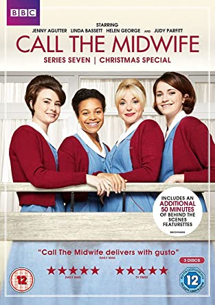 Call The Midwife Christmas 2019.Call The Midwife Series 7 Dvd 2018 Amazon Co Uk