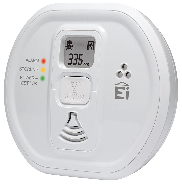 Ei Electronics Ei207D - Detector de monóxido de carbono: Amazon.es: Bricolaje y herramientas