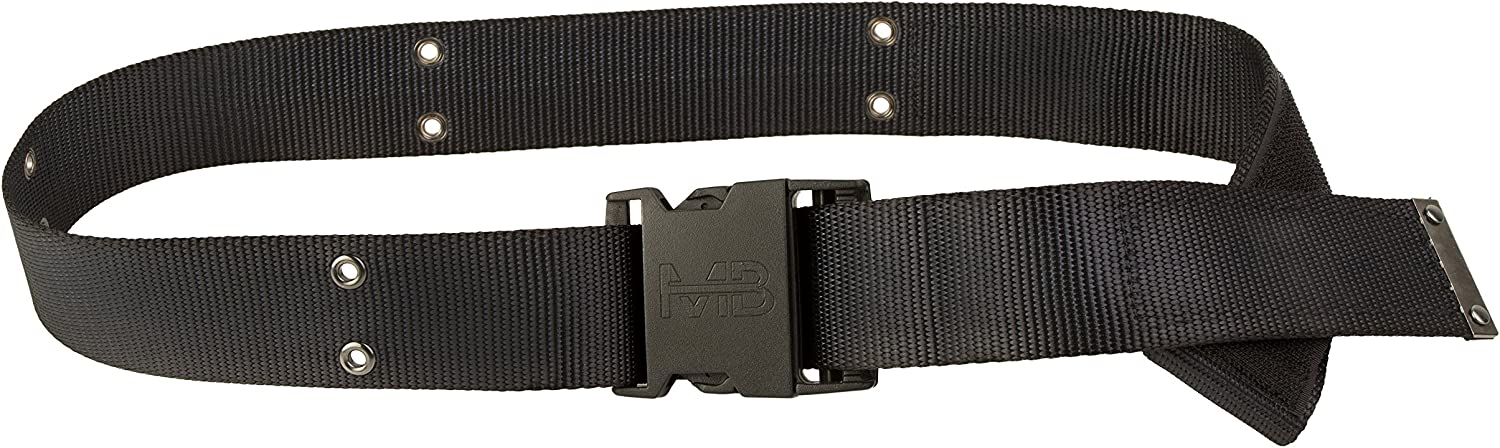 Adult Myself Belt- The Easy One handed Belt - Rugged Nylon
