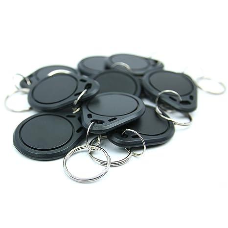 10 NFC Tag Pegatina, 40 x 32mm, NXP NFC Chip, 1024 byte ...