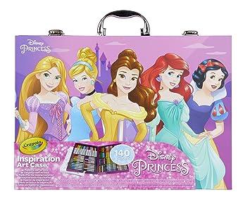 Crayola Princesses Disney Mallette De Coloriage 04 0486 E 000