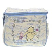 Classic Pooh Mini Beige Diaper Bag (10 x9 x5 )