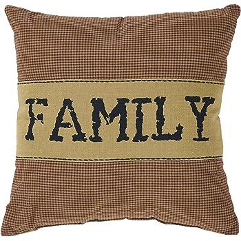 Burlap Star Decorative Pillow