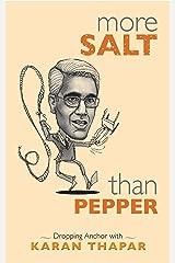 More Salt Than Pepper Kindle Edition