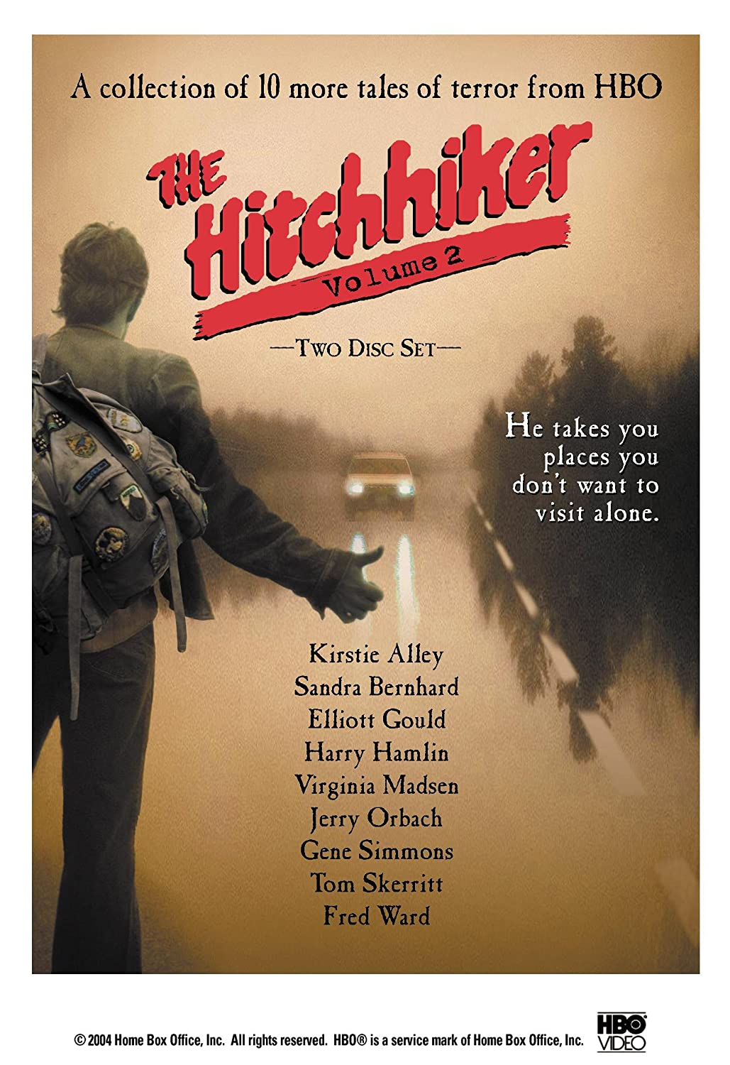 the hitchhiker