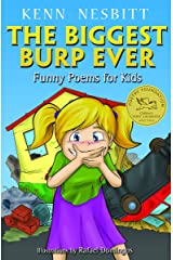 The Biggest Burp Ever: Funny Poems for Kids Kindle Edition