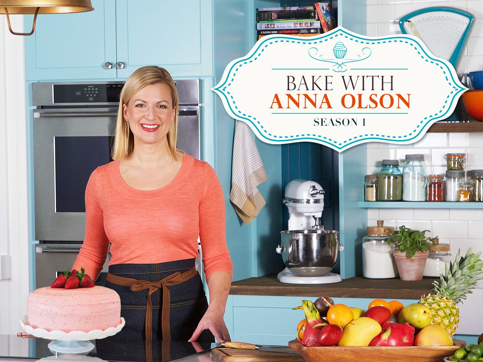 Watch Bake With Anna Olson | Prime Video
