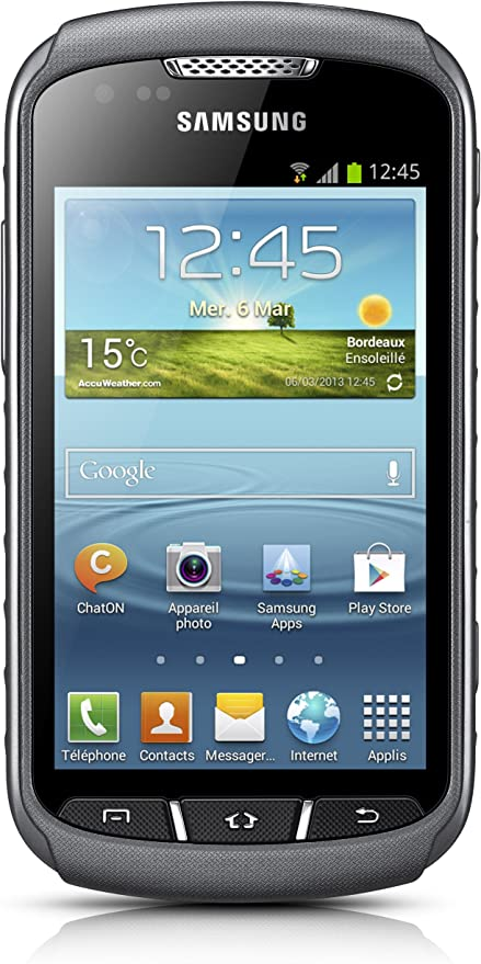 Samsung Galaxy X-Cover 2 - Smartphone (USB, Wi-Fi, Bluetooth ...