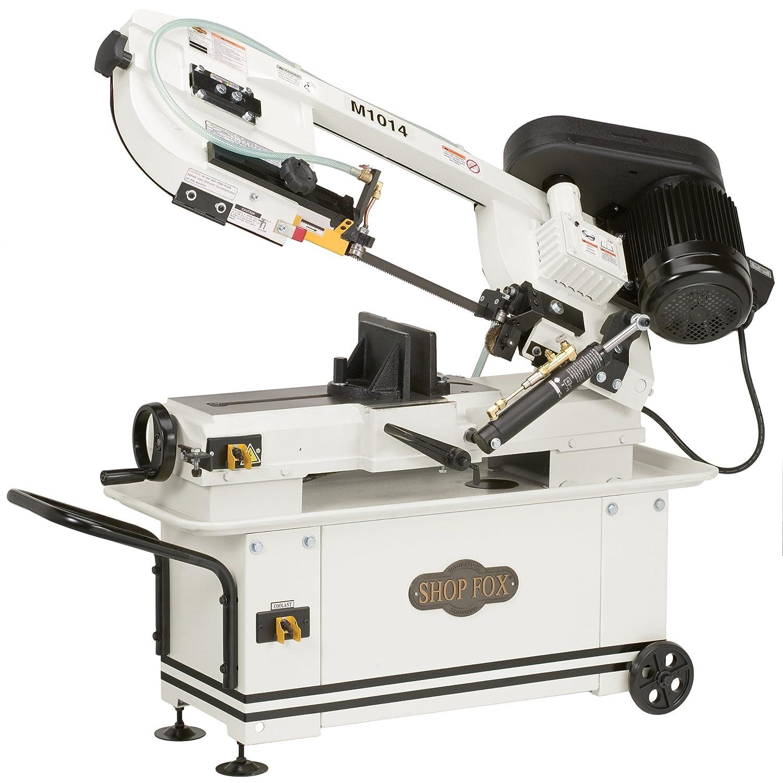 2. Shop Fox M1014 Metal Cutting Bandsaw