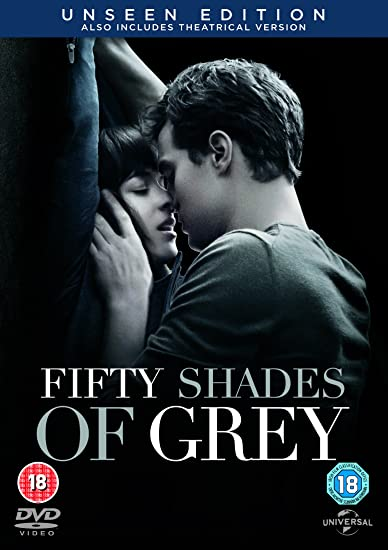Amazon Com Fifty Shades Of Grey The Unseen Edition Dvd 2015 Movies Tv