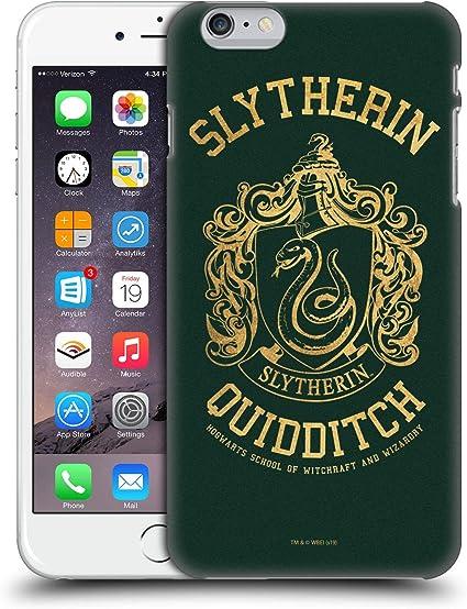 Officiel Harry Potter Hogwarts Aguamenti Deathly Hallows IX Coque D'Arrière Rigide Pour iPhone 6 Plus
