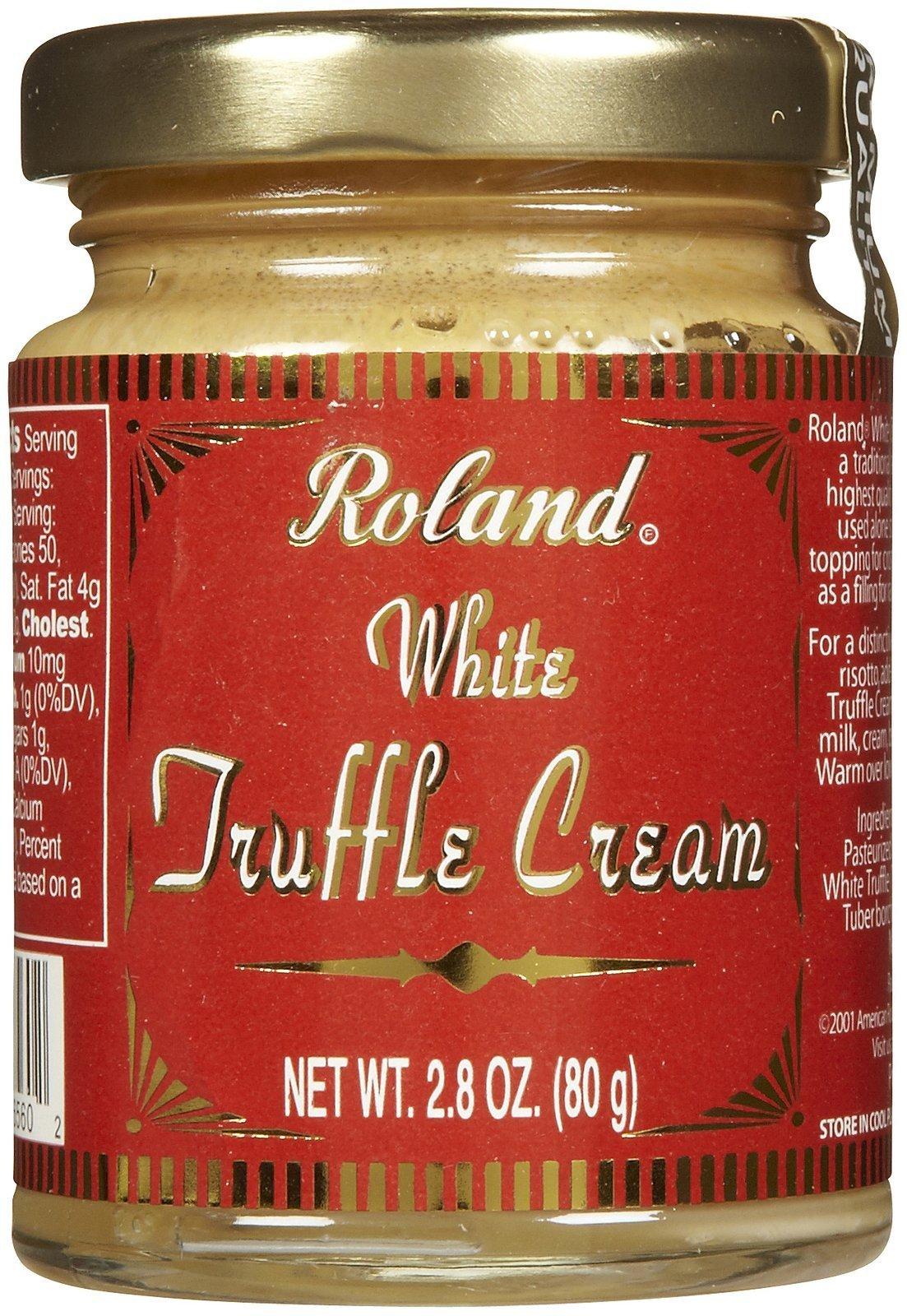 Roland White Truffle Cream, 2.8 oz by Roland
