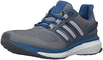 buy online 3eb7e 5a6b9 adidas Performance Mens Energy Boost 3 M Running Shoe,Mid  GreyBlackEquipment