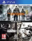 Tom Clancy's The Division and Rainbow Six Siege Double Pack (PS4)