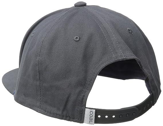 2d229b3795e Amazon.com  Coal Men s The Ebb Tide Hat Adjustable Snapback Cap ...