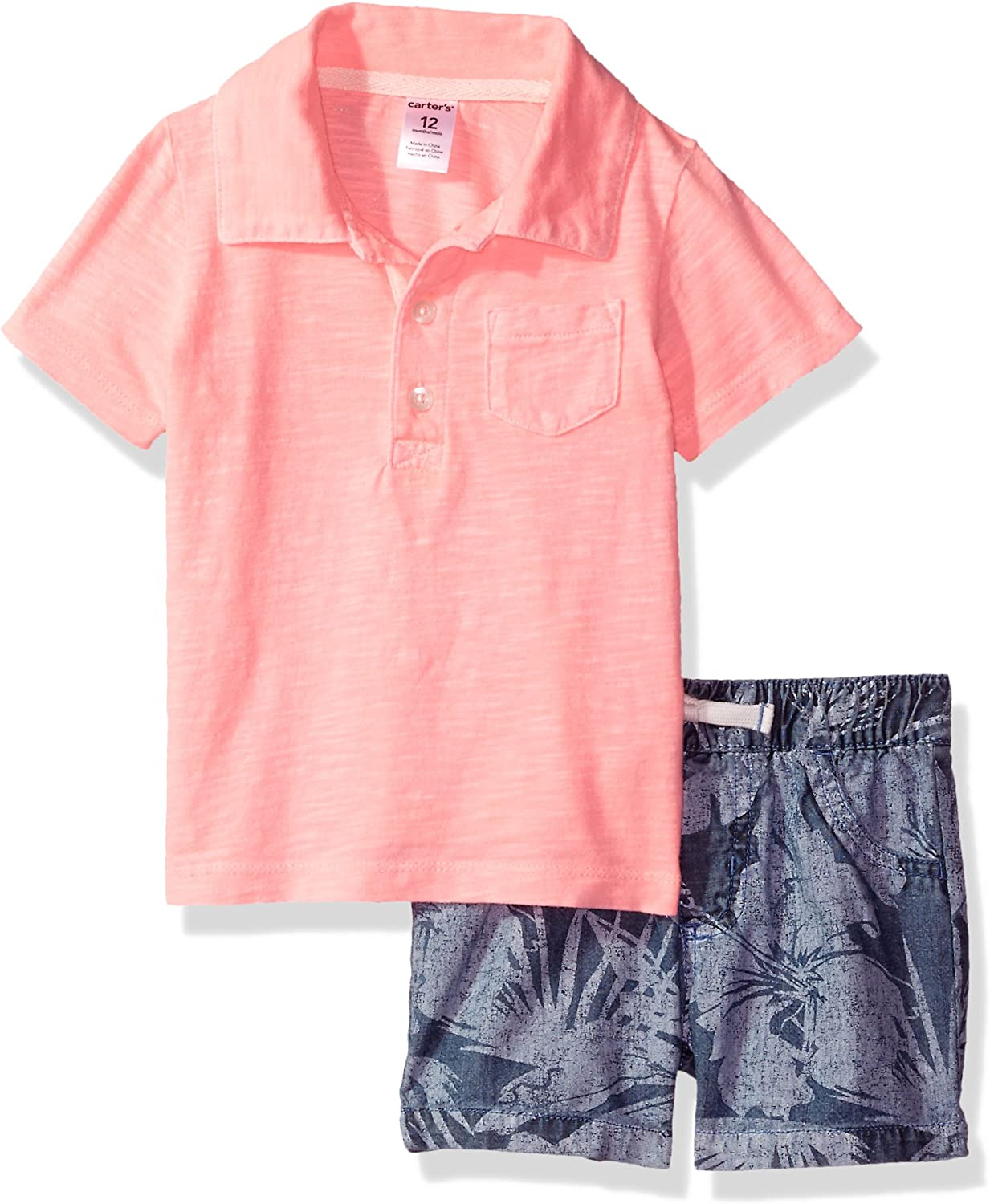 Carters Baby Boys 2 Pc Sets 127g407