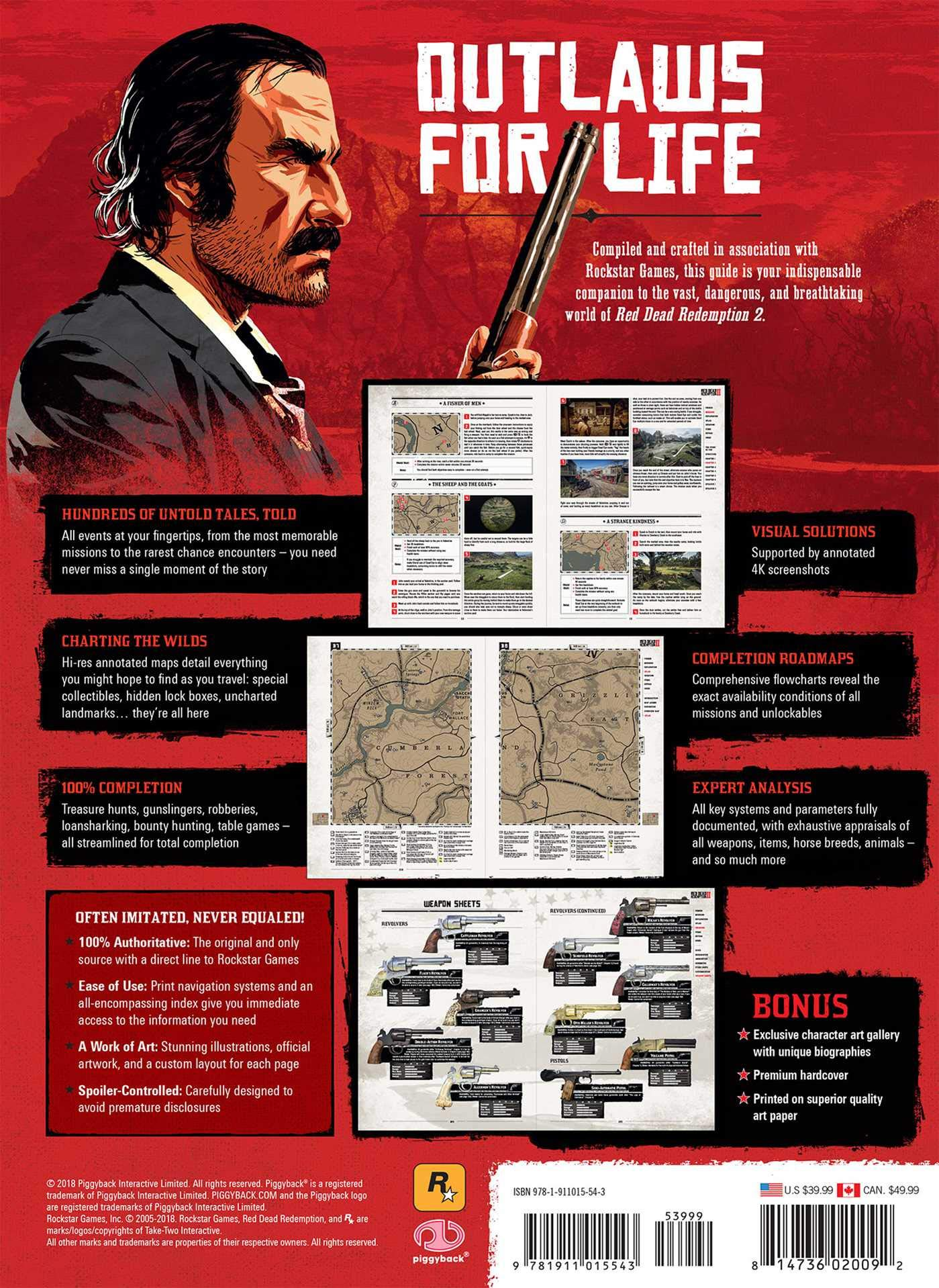 Red Dead Redemption 2: The Complete Official Guide Collector's