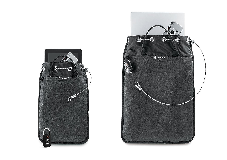 2ef057e38c Pacsafe Travelsafe 12l Portable Safe Bolsa de Cuerdas para El Gimnasio