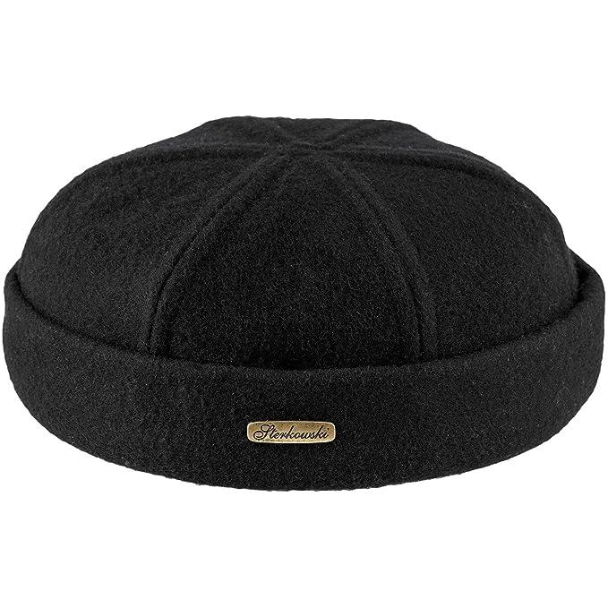 Sterkowski Men s Wool Beanie Docker Cap  Amazon.ca  Clothing ... 233277781cd