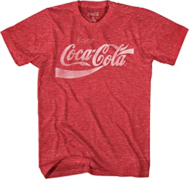 Coke Classic Vintage 80's Adult Logo T-Shirt