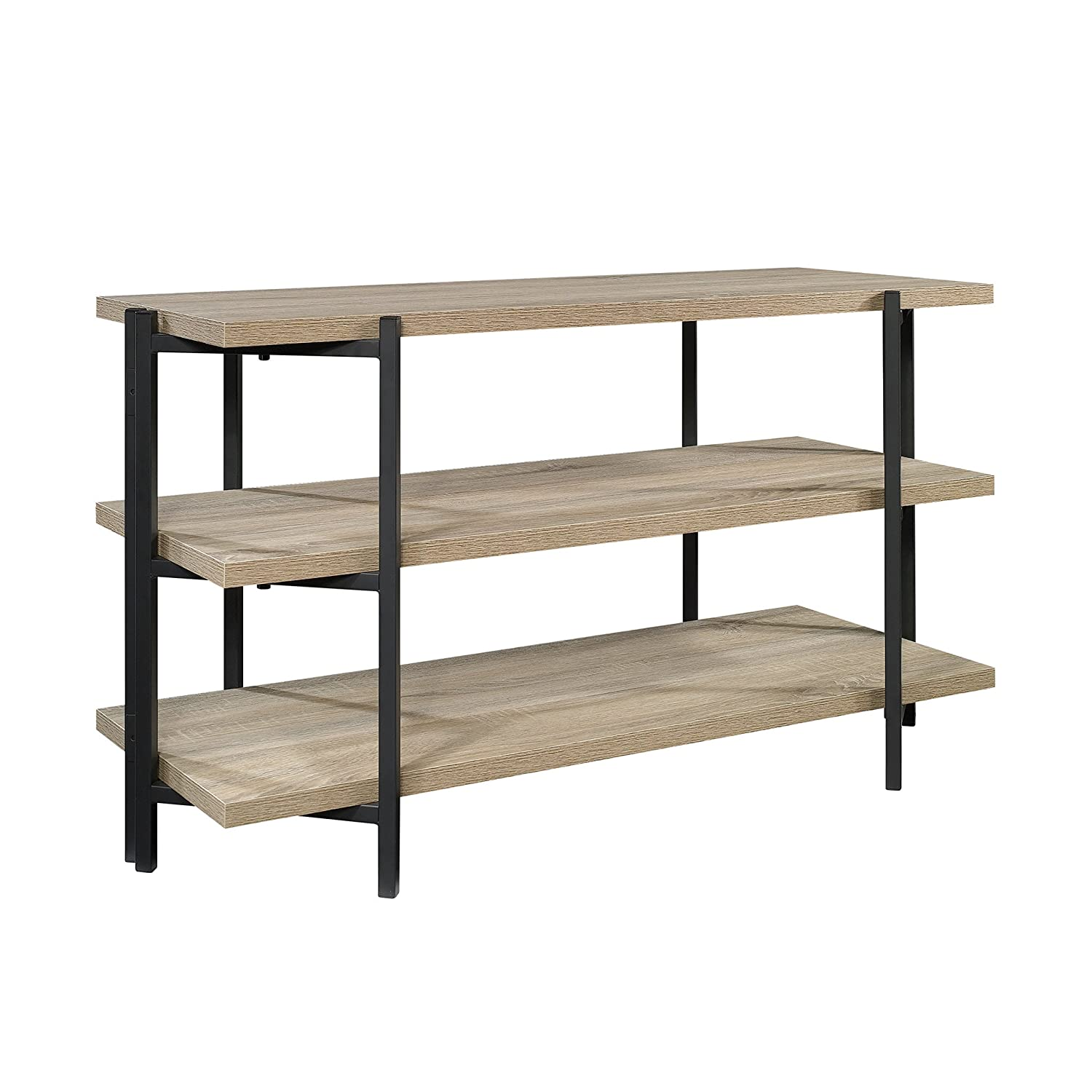 Sauder North Avenue Console, For TV s up to 42 , Charter Oak finish