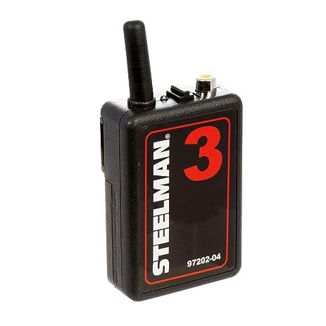 STEELMAN 97202 04 Wireless Chassis EAR Transmitter