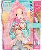 Album coloriage et création TOPModel Flamingo Special Design book + Vidéos
