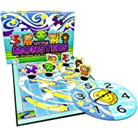 Deals on Outset Little Monsters A Snakes and Ladders Game