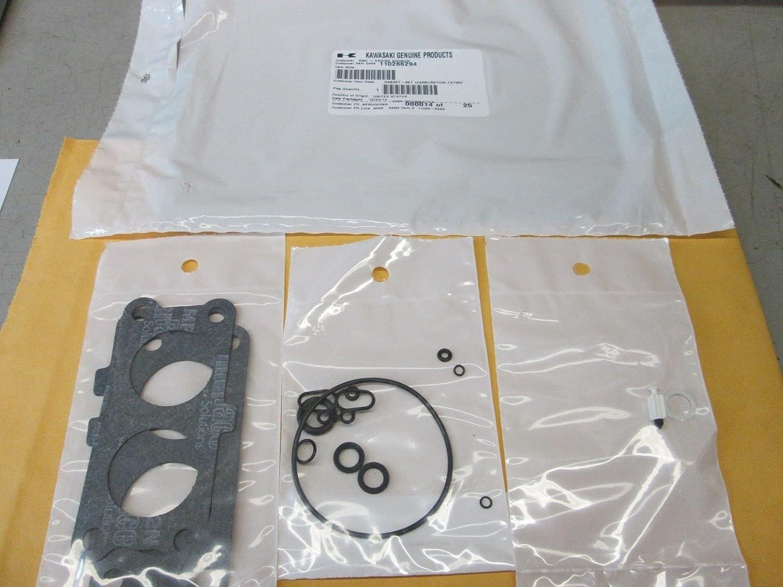 Genuine Kawasaki 11028-6294 Carburetor Gasket Kit OEM