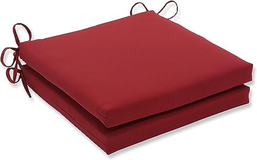 Pillow Perfect Outdoor/Indoor Pompeii Square Corner Seat Cushion