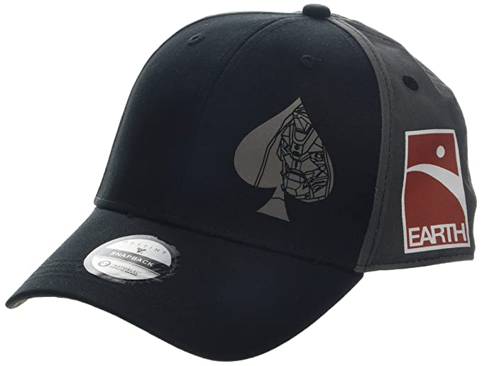 new style bbb10 ed65c Image Unavailable. Image not available for. Colour  Destiny Official Cayde-6  Curved Bill Snapback