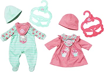 Pink Hat Zapf Creation First Baby Annabell My Play Wear Doll Clothes Outfit