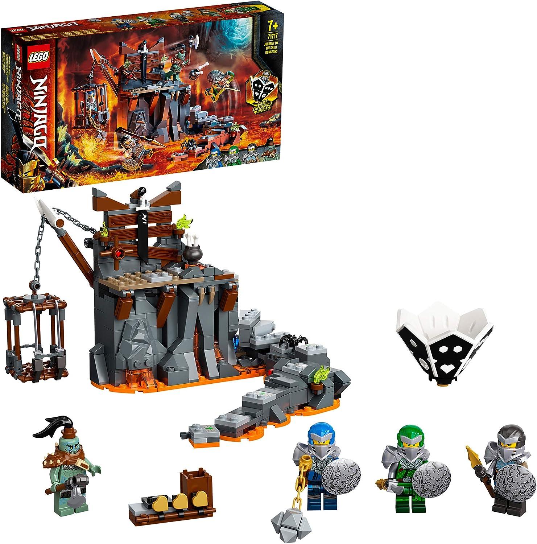 レゴ(LEGO) ニンジャゴー 挑め!魔界ダンジョンの道 71717