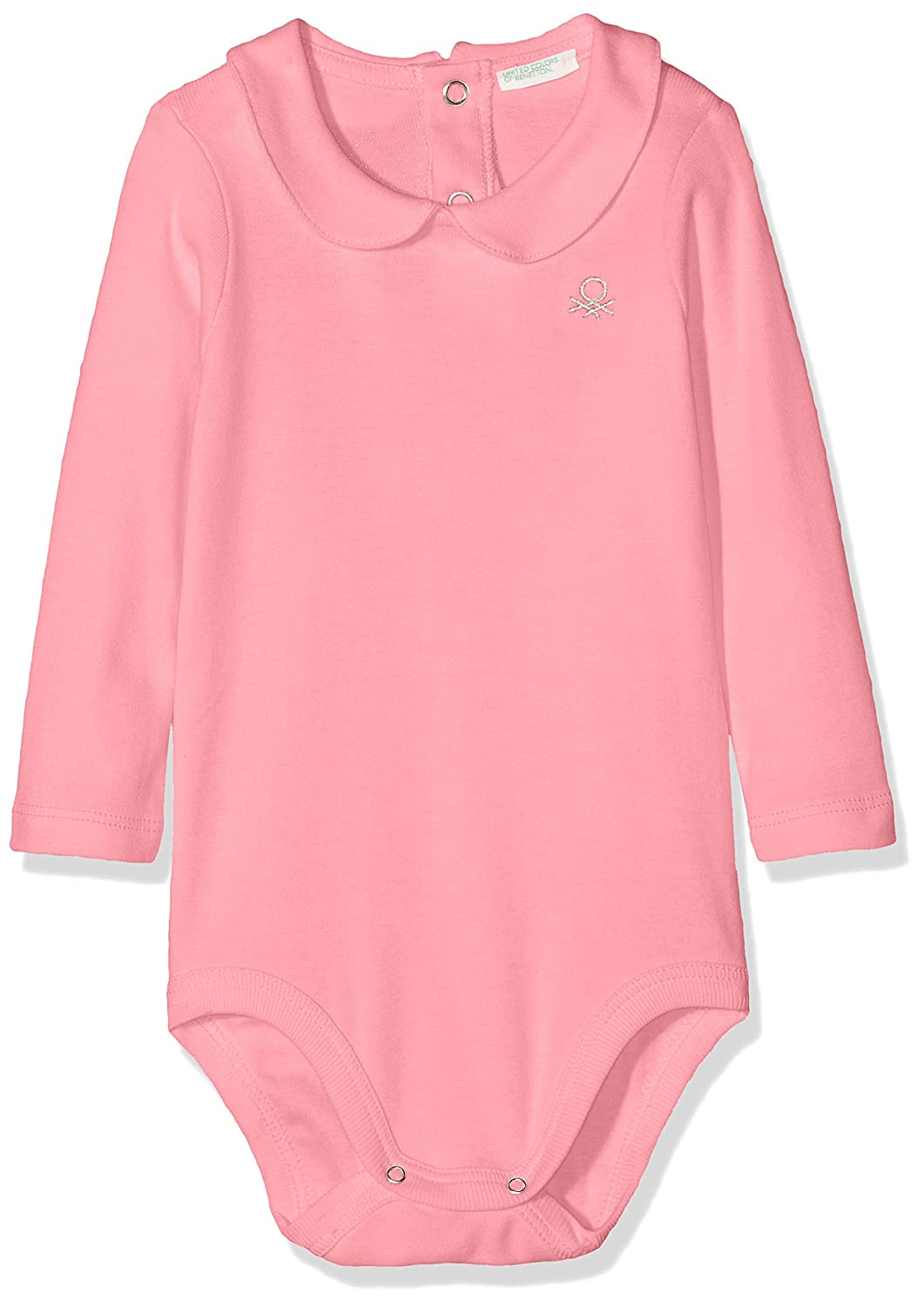 UNITED COLORS OF BENETTON Bodysuit L/S, Grenouillère Bébé Fille 3I9WMB066