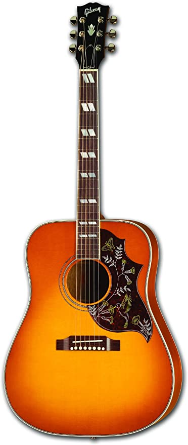 Gibson Hummingbird HCS · Guitarra acústica: Amazon.es ...
