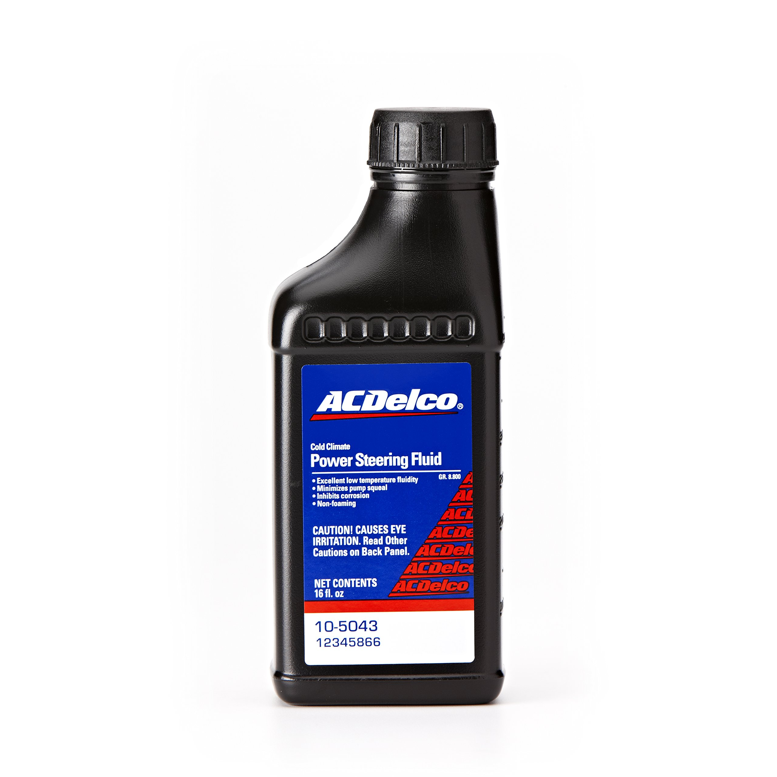 ACDelco 10-5043 Cold Climate Power Steering Fluid - 16 oz by ACDelco