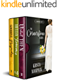 The Cornerstone Series: 3-Book Boxed Set (English Edition)