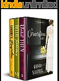 The Cornerstone Series: 3-Book Boxed Set