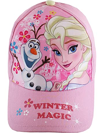Disney Frozen Winter Magic Gorra para Niñas