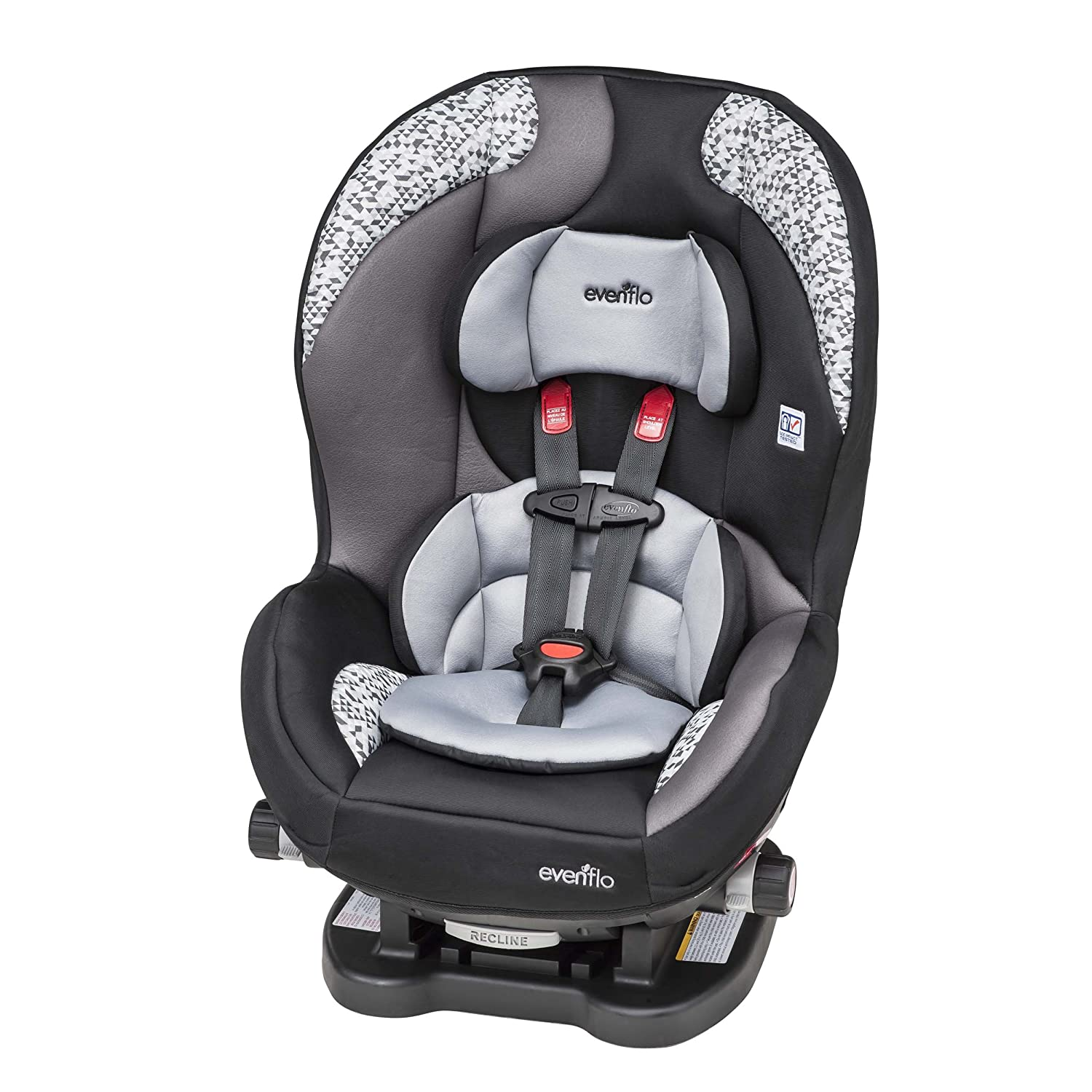 Amazon Evenflo Triumph65 LX Convertible Car Seat Mosaic Discontinued By Manufacturer Child Safety Seats Baby