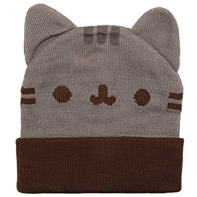 22d766445df Pusheen Beanie Hat with Ears