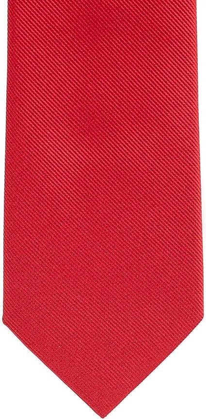 Gucci - Corbata de seda para hombre, color rojo: Amazon.es: Ropa y ...