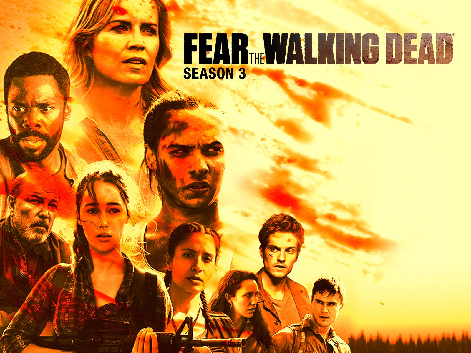 Amazon.co.uk: Watch Fear the Walking Dead - Season 4 | Prime ...