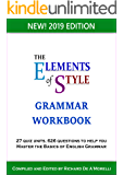 The Elements of Style: Grammar Workbook (English Edition)