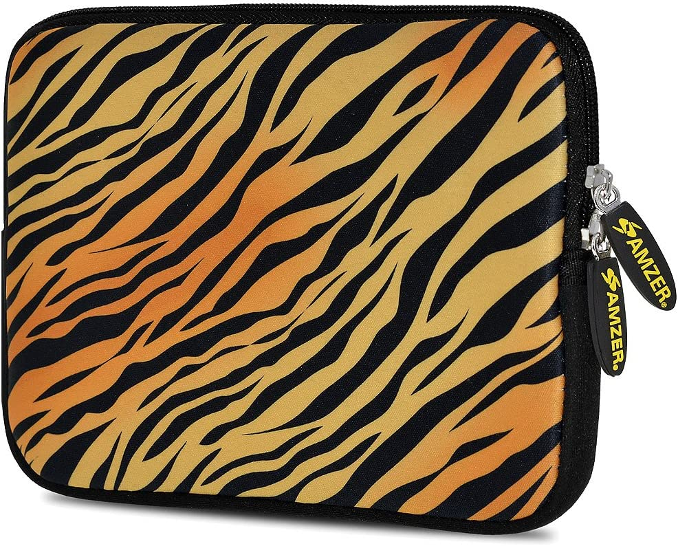 AMZ5001105 eBook Netbook Amzer 10.5-Inch Designer Neoprene Sleeve Case Pouch for Tablet