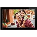 NIX 18.5 inch Hi-Res Digital Photo Frame with Motion Sensor, 4GB USB Memory, Photo & Video - X18B