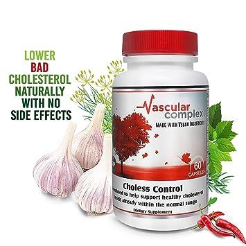 Amazon com: Cholesterol Lowering Plants 100% Natural (60): Health