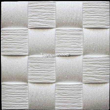 Polystyrene Ceiling Tiles Welle 2 (Pack 56 Pcs) 14 Sqm White