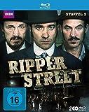 Ripper Street - Staffel 2 [Blu-ray]