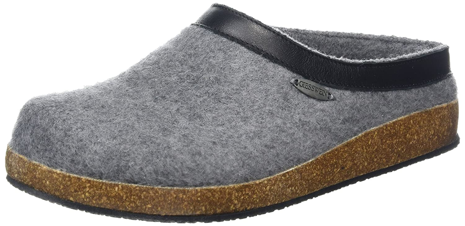 Giesswein Chiemsee, Mules B07J6H75ST Mixte Adulte Gris Gris Mixte (017) 63b34f2 - conorscully.space